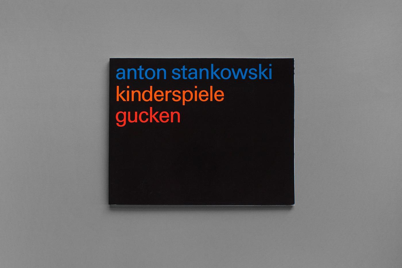 Anton Stankowski: Kinderspiele