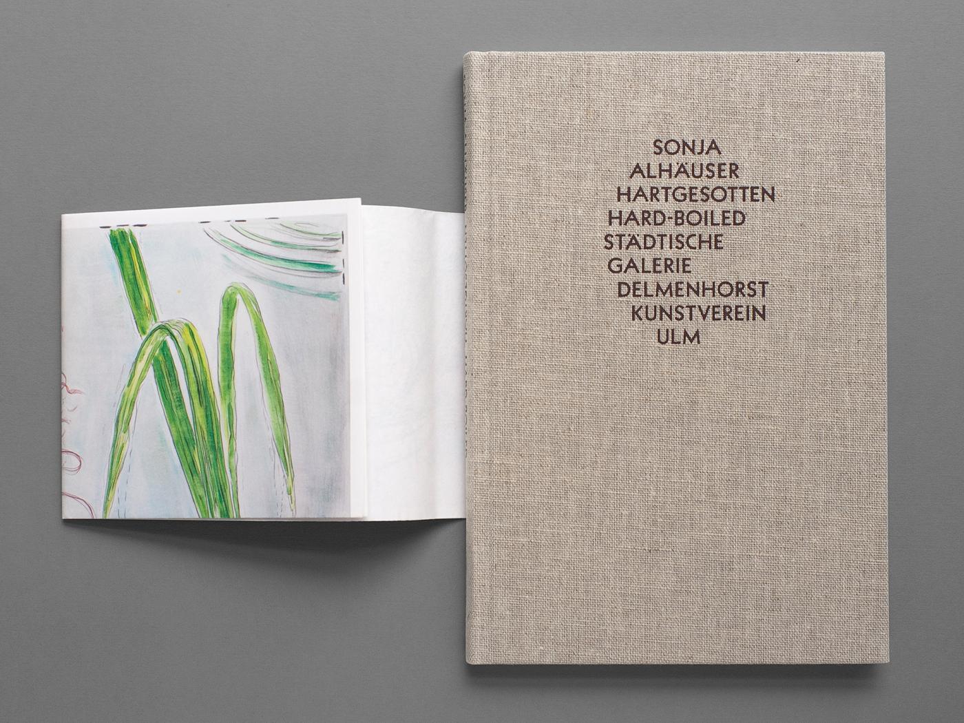 Sonja Alhäuser: Hartgesotten